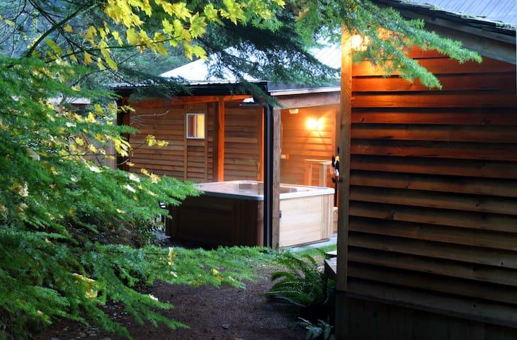 Sunrise Guest House-HOT TUB & SAUNA @ Mt Rainier