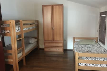 Centre Hostel - Prishtinë - ที่พักพร้อมอาหารเช้า