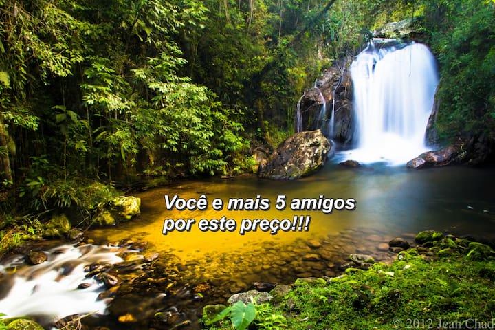 Próx. Cachoeira da Prata | Mirantão | Visc de Mauá - Bocaina de Minas - Casa