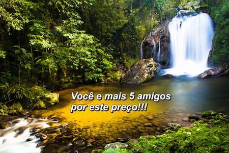 Próx. Cachoeira da Prata | Mirantão | Visc de Mauá - Bocaina de Minas - Haus