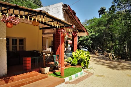 TGC: Home Stay Amidst Coffee Estate