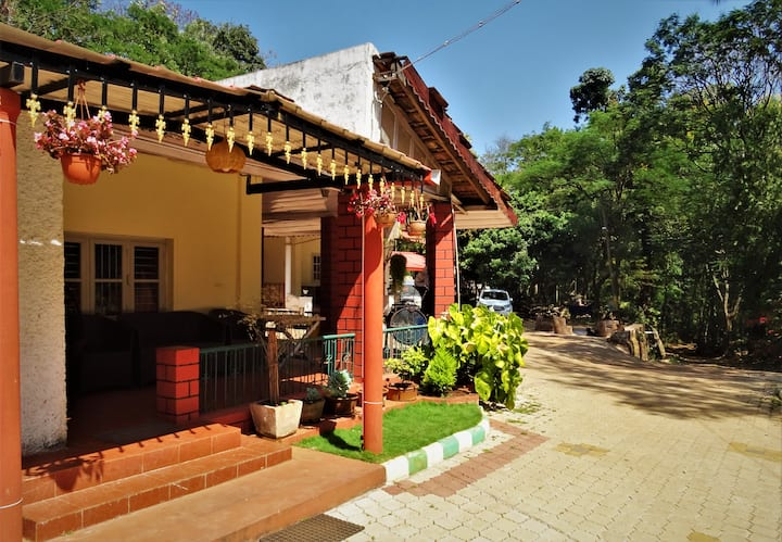 TGC: Home Stay Amidst Coffee Estate(Food Incl.)