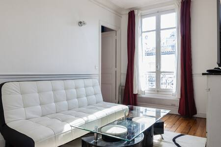 Beautiful flat, near Paris center - Daire