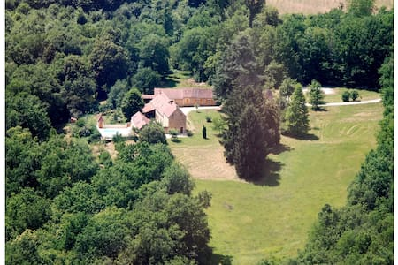 Cottage  in nature, swimming pool - SARLAT -3*