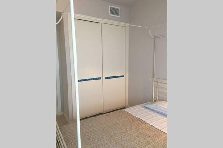 armadio camera letto cm 140