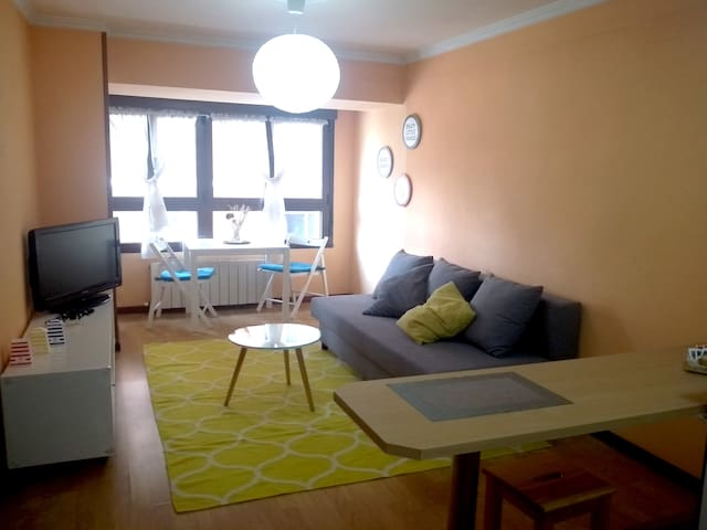 Apartamento centro y playa VUT.614.AS