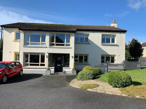 Sancta Maria is a luxury home in Moate