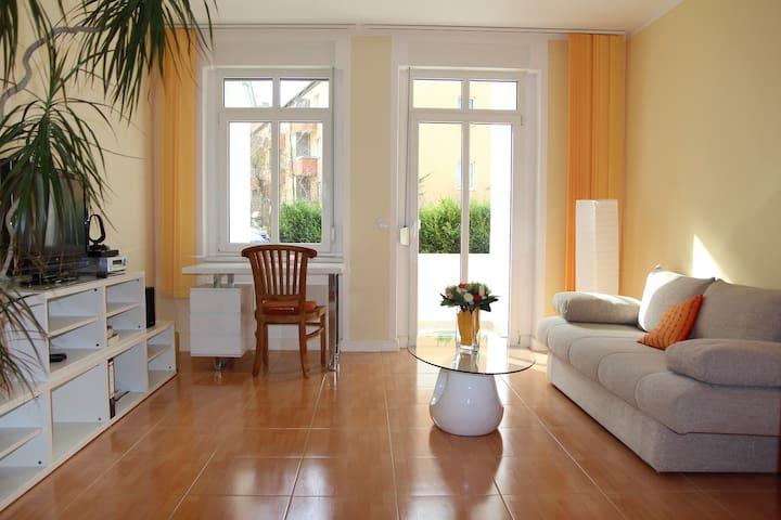 Anspruchsvolles, Apartment un Berli