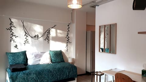 Your Urban Nest in the Center of Crans-Montana !