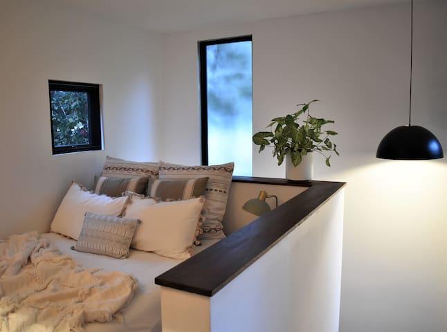 Bedroom 2 - Double Bed on top floor landing off Bedroom 1