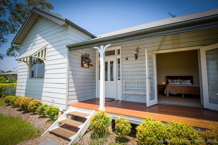 Wine Country Cottage Hunter Valley - Nulkaba - Huis