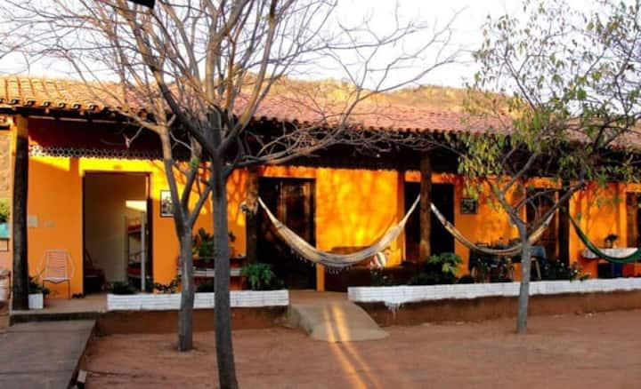 Suíte com ar e café da manhã  Serra da Capivara #5
