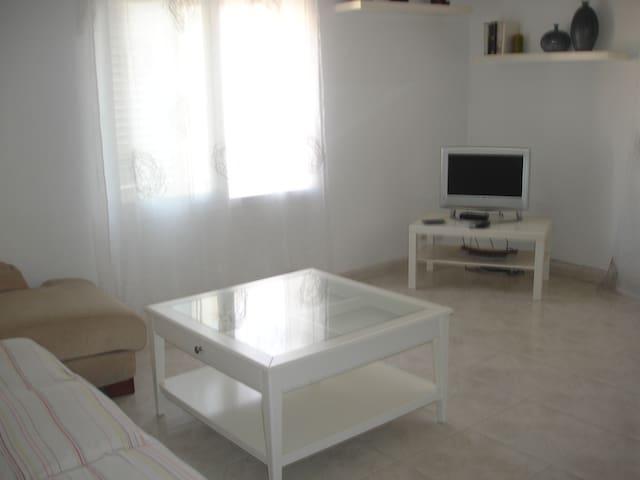 Apart. para 3-5 pax  a 100 m playa - El Garraf - Wohnung