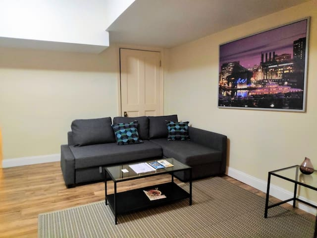 Parkside 1-Bedroom -Baltimore's Best Location