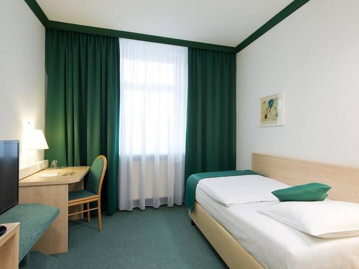 Hotel Kaiserin Augusta (Weimar) - LOH07394, Einzelzimmer mit Du/WC