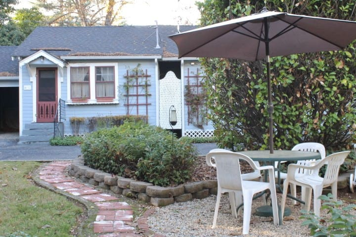 Laurel Cottage @ Piety Hill Cottages Nevada City