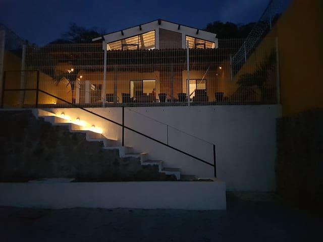 Casa Luna de SAMAO el lugar ideal para descansar!