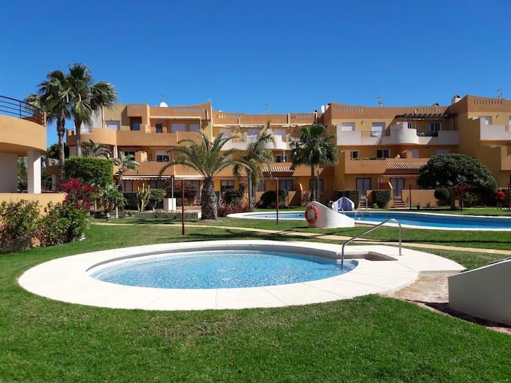 Apartamento Naturista en Vera Playa - ParqueVera 5