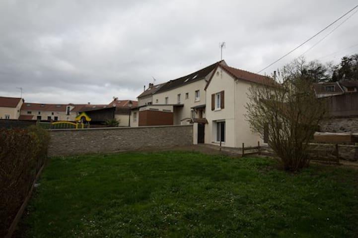 Gîte du lavoir - Bellefontaine - Luontohotelli