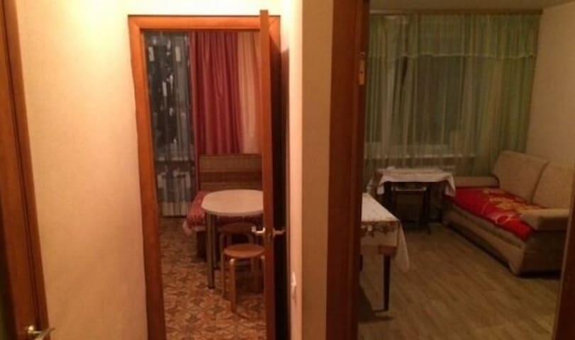 Посуточно 1-ком. квартира - Balashikha - Leilighet