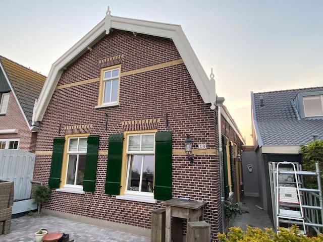 Uniek & Landelijk Eco huis
