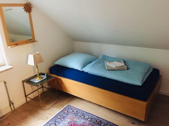 Ruhiges Zimmer auf dem Land (zwischen Köln/Bonn)