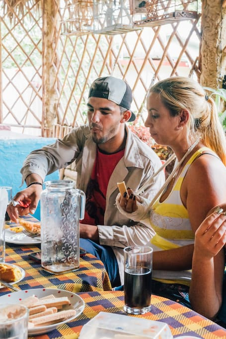 Authentic Cuban food and culture walk