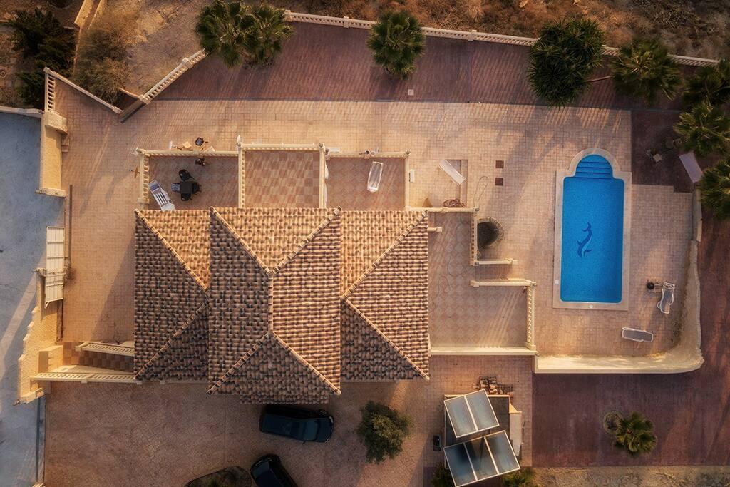 »Valle del sol« Großzügige Villa mit eigenem Pool
