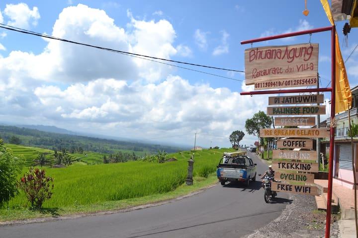 Bhuana Agung Villa