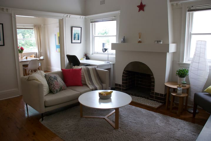 Central Chic Apartment - Neutral Bay - Byt