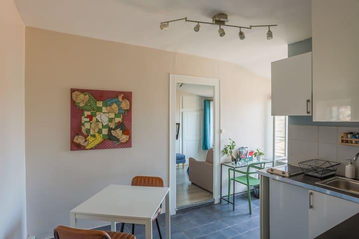 Un appartement cosy