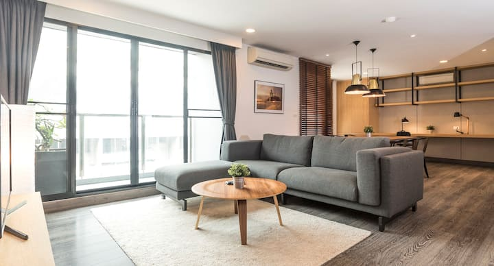 Comfortable with 82sqm One bedroom in Sukhumvit 23
