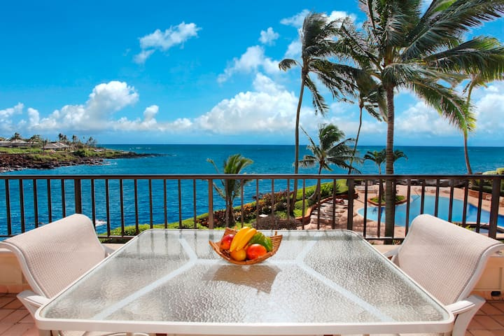 Whalers Cove #222  OCEANFRONT & HEATED RESORT POOL