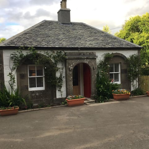 The Lodge House - Callander - Casa