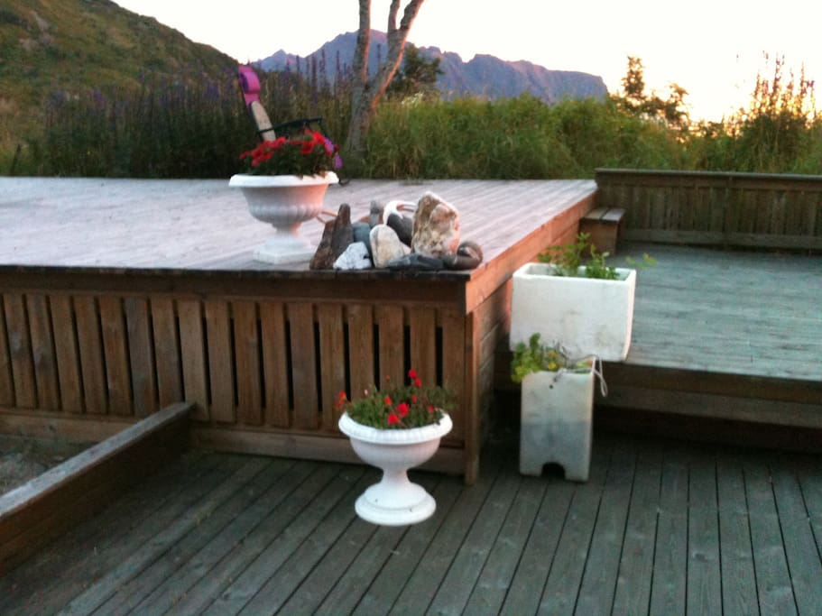 3 terrasse plan