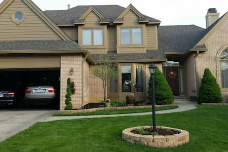 AVAILABLE FOR BRICKYARD 400! - Indianapolis - House