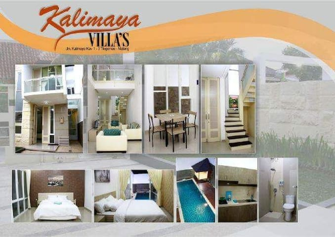Kalimaya Villa (With Private Pool)