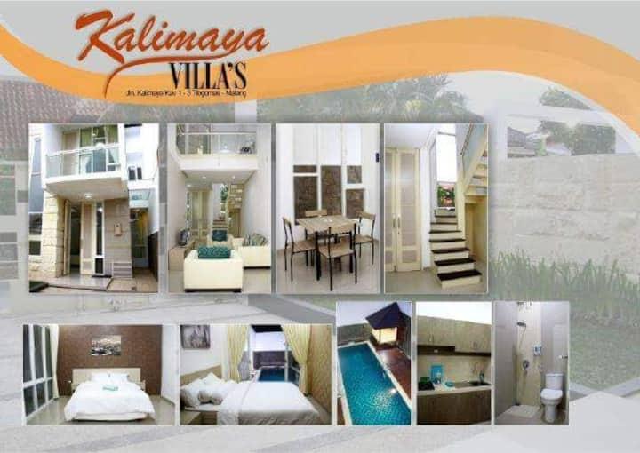 Kalimaya Villa (With Private Pool)
