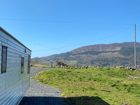 Quirky Hilltop Hideaway Mobile Slieve Gullion