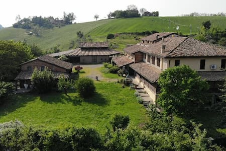 Agriturismo a Tabiano Castello