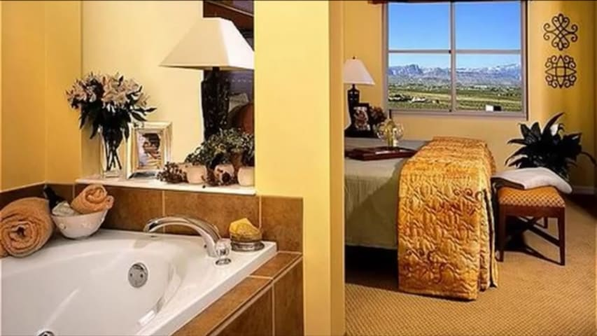 "**LUXURY CONDO"" At The Grand View At Las Vegas**"