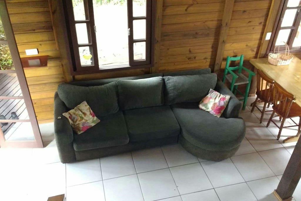 Sala de estar:TV