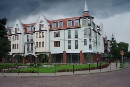 Mieszkanie 1-pokojowe z aneksem - Gdańsk