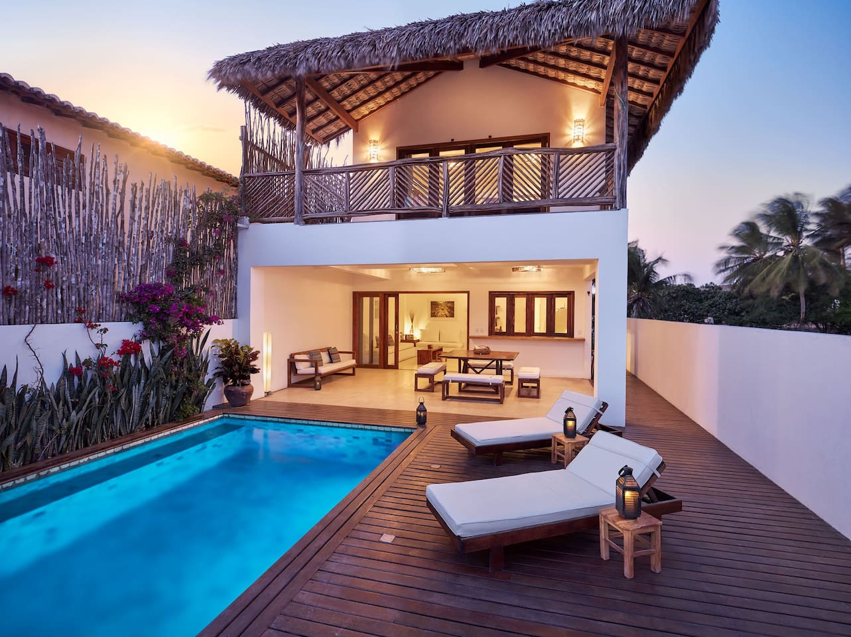 Encantadora Villa Majica /fachada