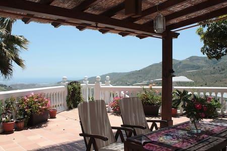 Finca Mariposa - a home away from home - Ítrabo - ที่พักพร้อมอาหารเช้า