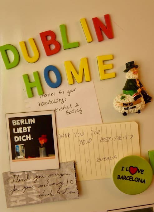 Your home in Dublin