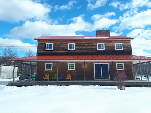 Quiet Country Home near CFB Gagetown
