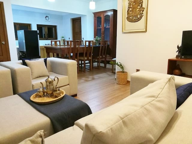 VIP 3 BEDROOM VILLA+BIG DISCOUNT FOR LONGTERM STAY