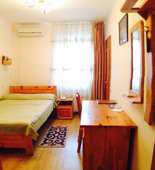 спальня помещения