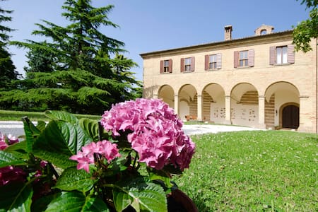 Deluxe Suite inside an Historical Mansion - Rimini - Villa